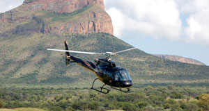 Legend Golf & Safari scenic helicopter flights